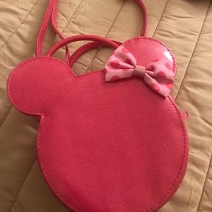 Minnie Mouse Girl Purse